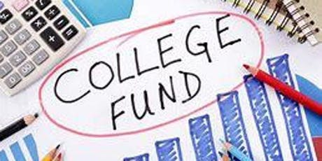 FREE COLLEGE FUNDING WORKSHOP tickets