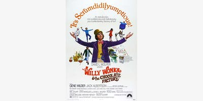 Newcastle - Santa's Rooftop Cinema X Willy Wonka & The Chocolate Factory
