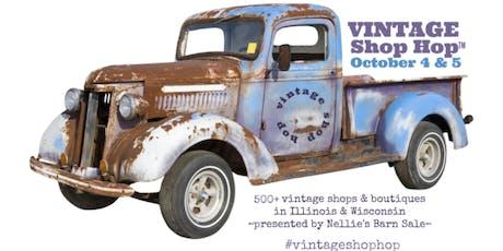 Vintage Shop Hop tickets