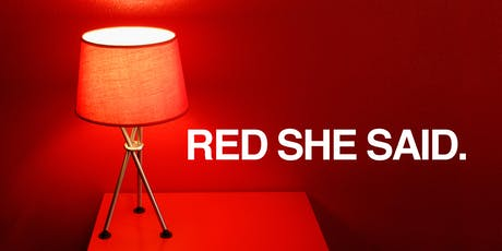 """West End Master Series: """"Do You See Red?"""" with Mary Jo Brown tickets"""