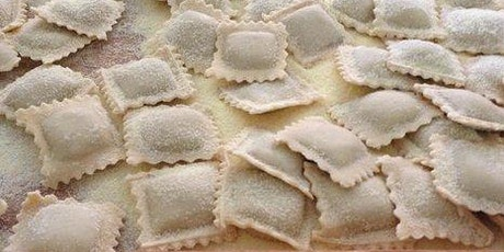 Making RAVIOLI - Cooking class (Sunday Dec. 15th at 11am) tickets