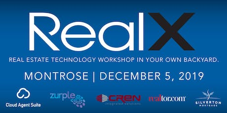 REALx Workshop Montrose powered by Xplode Conference tickets