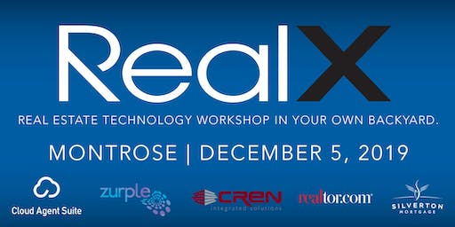 REALx Workshop Montrose powered by Xplode Conference