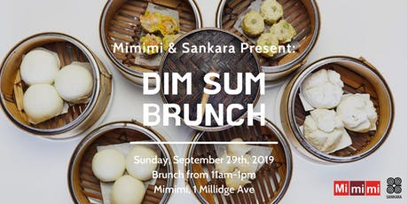 Dim Sum Brunch by Mimimi & Sankara (Vol. 2) tickets
