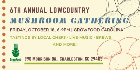 Sixth Annual Mushroom Gathering tickets