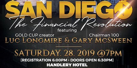 San Diego Financial Revolution - Introduction to Forex & Cryptocurrencies tickets