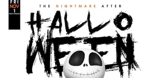 THE NIGHTMARE AFTER HALLOWEEN