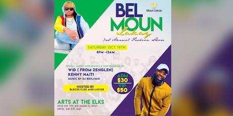 Bel Moun Lakay 3rd annual Fashion Show tickets