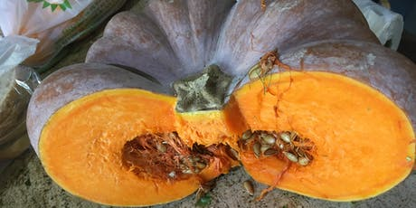Italian cooking class: Three ways to cook a squash: Risotto, Caponata, Soup tickets