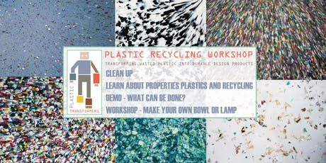 Plastic Recycling Workshop tickets