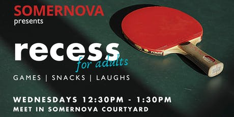 Recess for adults tickets