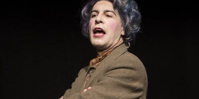 MARK FARRELLY QUENTIN CRISP NAKED HOPE - UNRESERVED SEATING