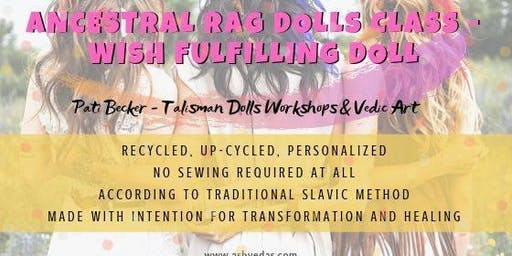 Motanki - Ancient Rag Dolls Workshop