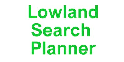 Lowland Search Planner Course (Oct 2019)