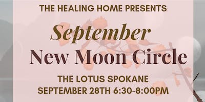 September New Moon Circle