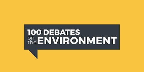 100 Debates on the Environment tickets