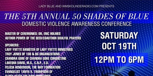 50 Shades of Blue Baltimore DV