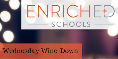 Enriched Philly Presents: Wednesday Wine-Down Happy Hour tickets