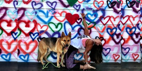 Puppy Yoga at Howl-O-Ween Fest tickets