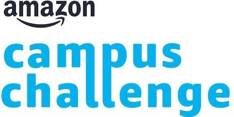 Amazon Campus Challenge: Swansea Presentation tickets