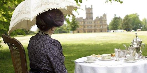 Sunnyside's Charitable Downton Abbey Social