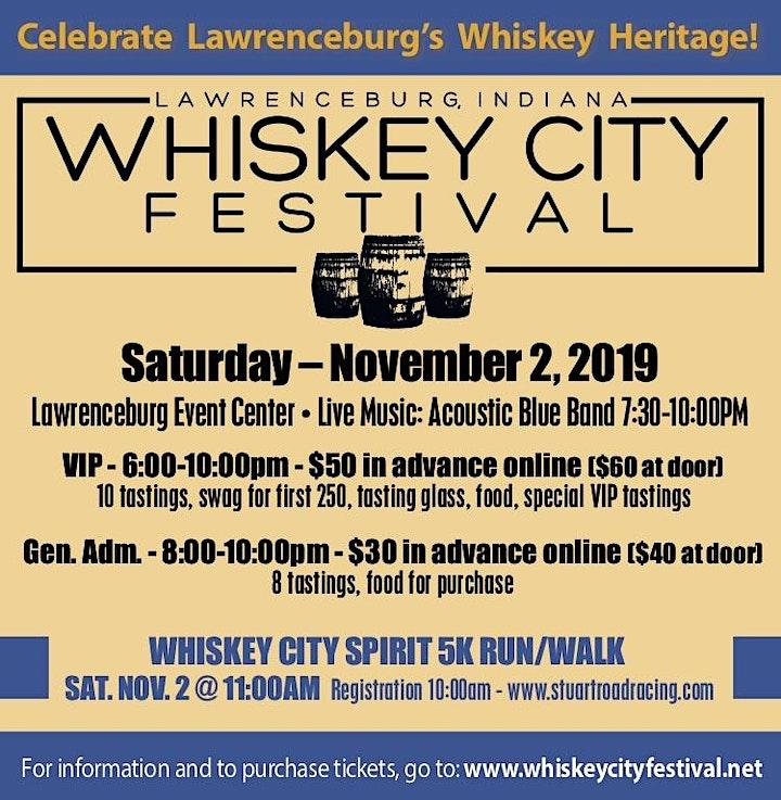 Whiskey City Festival image