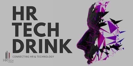 HR TECH DRINK tickets