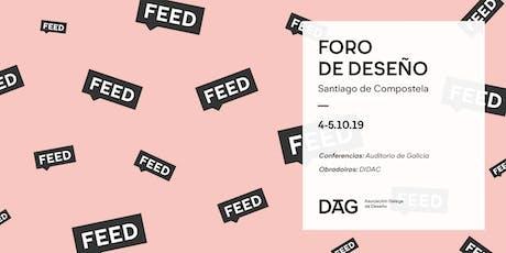 FEED 2019 entradas