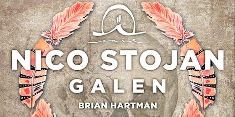 Halloween Costume Party with NICO STOJAN ~ Galen ~ & Brian Hartman tickets