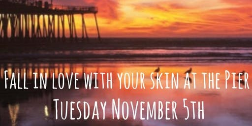 Fall in love with your skin at the Pier