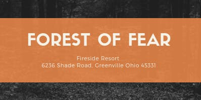Forest of Fear 2019