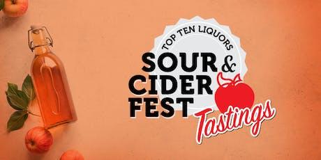 Free Sour & Cider Tasting | Chanhassen tickets