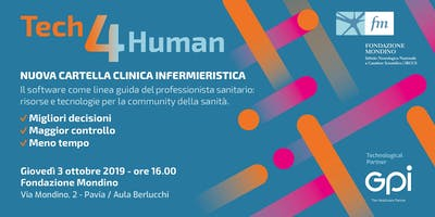 Tech4Human _ Nuova Cartella Clinica Infermieristica