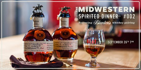 The Midwestern Spirited Dinner Series #002 tickets