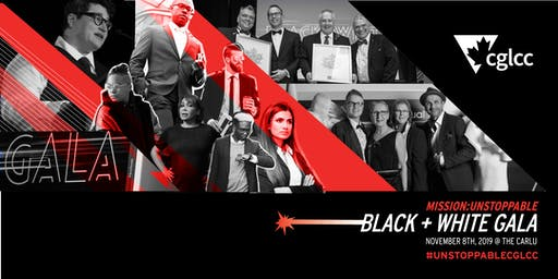 4th Annual CGLCC Black & White Gala