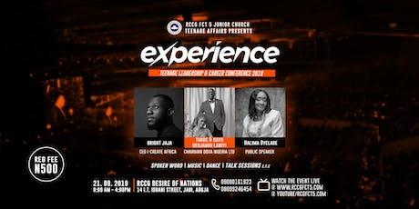 Experience Teenage Leadership & Career Conference tickets