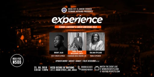 Experience Teenage Leadership & Career Conference