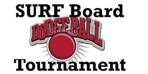 SURF Board Dodgeball Tournament