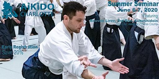 Aikido of Charlotte Summer Seminar