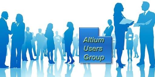 Utah Altium Users Group Meeting