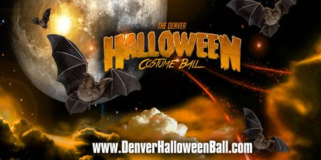 Denver Halloween Costume Ball 2019 tickets