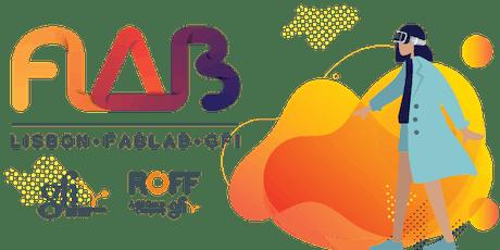 Inauguração Oficial do FabLab do Grupo Gfi em Lisboa bilhetes