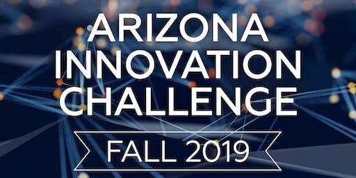 ACA Arizona Innovation Challenge Fall Workshop