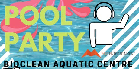 Lakeland Students' Association Pool Party tickets