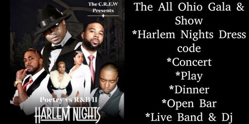 Harlem Nights: Poetry vs R&B II