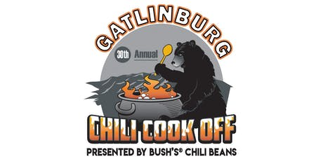 2019 Gatlinburg Chili Cook-Off tickets