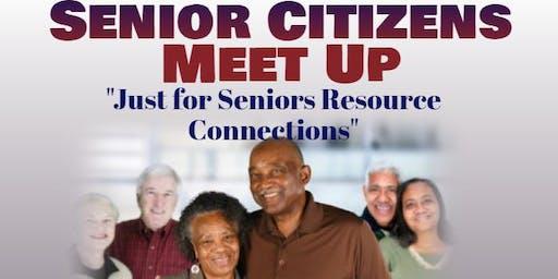 Senior Citizen Meet Up: Resource Connections