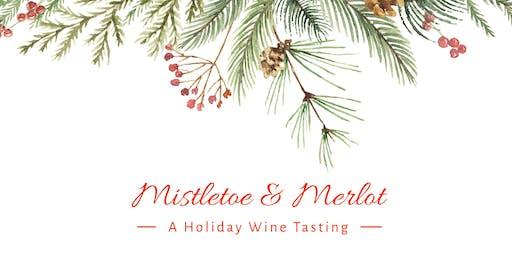 Mistletoe & Merlot
