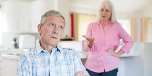Surviving Retirement with your Spouse