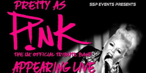 Pretty as P!nk (P!nk Tribute)